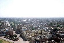 220px-Pakistan_Lahore-vue_a%C3%A9rienne-2 dans Calomnie