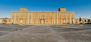 Duke of la Alcúdia - Palace of Infante don Luis in Boadilla. Made by Ventura Rodriguez.
