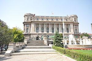 Calea Victoriei - Cercul Militar Național