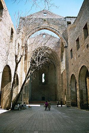 Kalsa - Chiesa di Santa Maria dello Spasimo in Kalsa