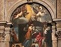 Palma il giovane, natività di maria, 1591-1603 ca. 02.jpg