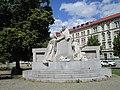 Památník J. K. Tyla v Plzni na Mikulášském náměstí 1.JPG