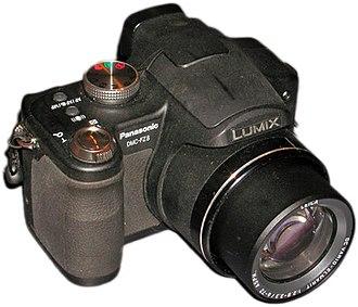 Panasonic Lumix DMC-FZ8 - Image: Panasonic DMC FZ8