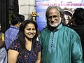 Pandit Vishwa Mohan Bhatt with Poet Panchatapa 12.jpg