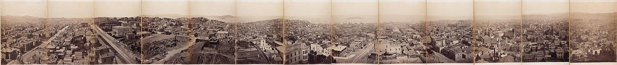 History Of San Francisco Wikipedia