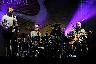 Os Paralamas do Sucesso Brazilian rock band