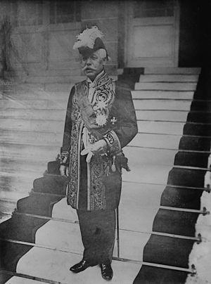Wilhelm von Schoen - Wilhelm von Schoen as German ambassador in Paris