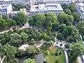 Paris, Eiffelturm, zweite Etage, Blick nach NO 2008-06.jpg