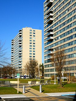Park Towne Apartments Philadelphia