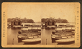 Park boat house and river, Fairmount Park, from Robert N. Dennis collection of stereoscopic views.png