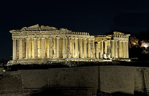 Parthenon night view.jpg