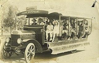 Park Avenue, Queensland Suburb of Rockhampton, Queensland, Australia