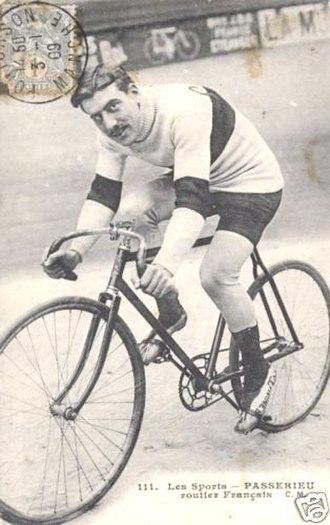 Georges Passerieu - Image: Passerieu