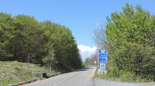 Passo del Faiallo Mountain pass in Italy