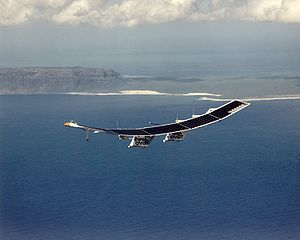 Pathfinder solar aircraft over Hawaii.jpg