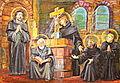 Patroni diecezji zielonogórsko-gorzowskiej, święci Męczennicy Międzyrzeccy; Benedykt, Jan, Mateusz, Izaak, Krytstyn.JPG