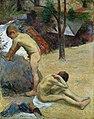Paul Gauguin - Jeunes baigneurs bretons (1888).jpg