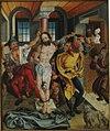 Paul Lautensack - Geißelung Christi Rückseite, Verkündigung an Anna - L 1623 - Bavarian State Painting Collections.jpg