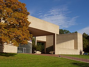 Wallingford, Connecticut - Paul Mellon Arts Center