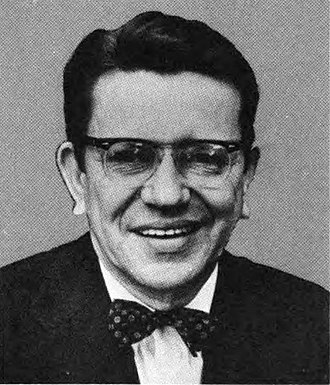 Paul Simon (politician) - Image: Paul Simon (US Senator from Illinois)