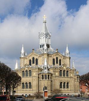 Emil Victor Langlet - St. Pauli church, Malmö (1882)