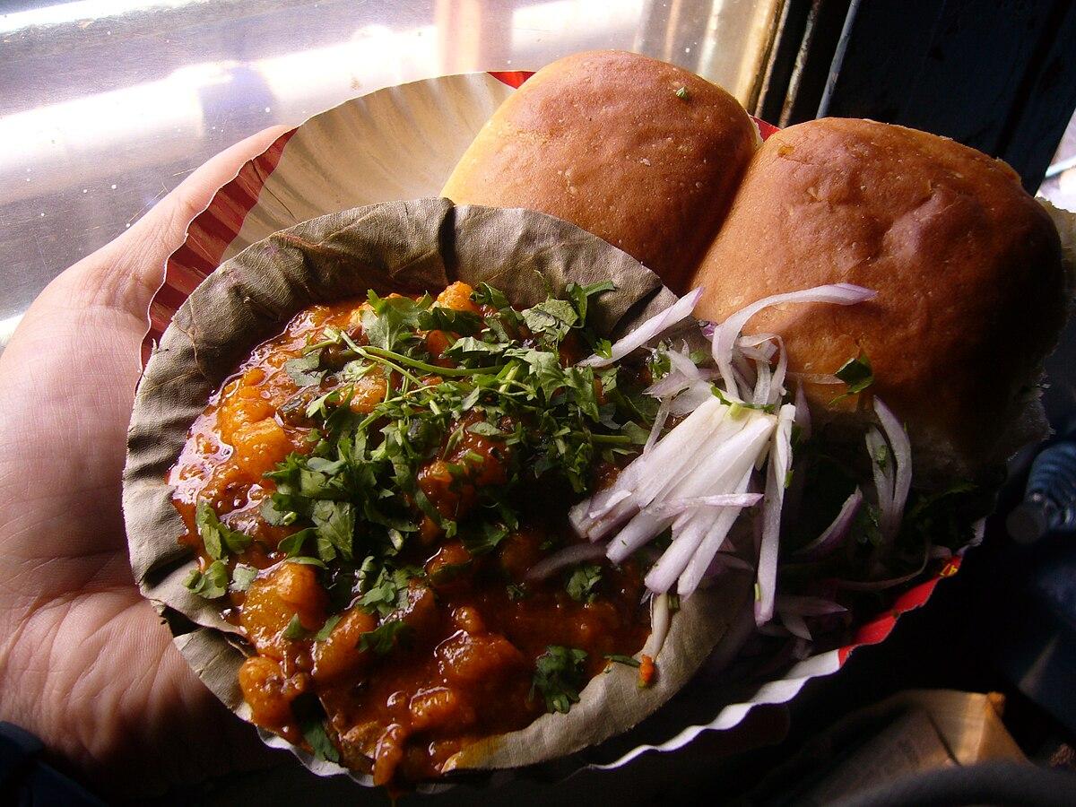 pav bhaji - Wiktionary