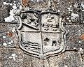 Pazo de Cea, Nigrán, escudo.jpg