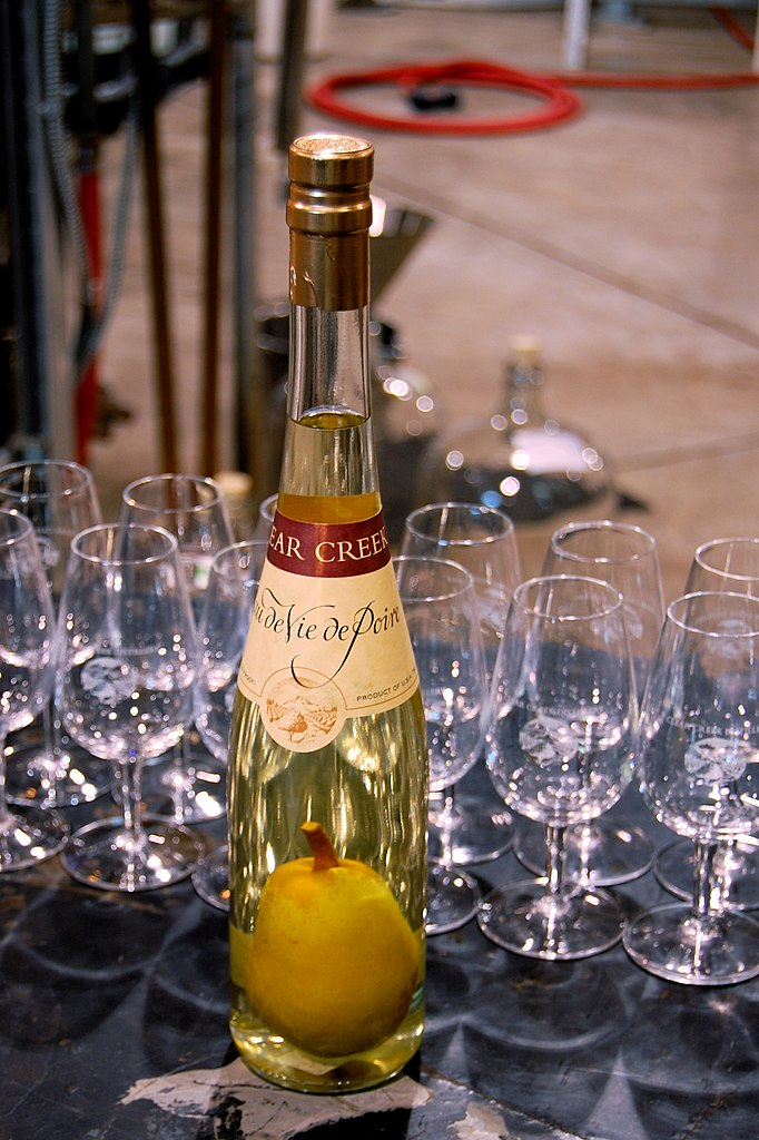 Framboise Eau De Vie (Raspberry Brandy)