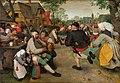 Peasant dance, by Pieter Bruegel (I).jpg