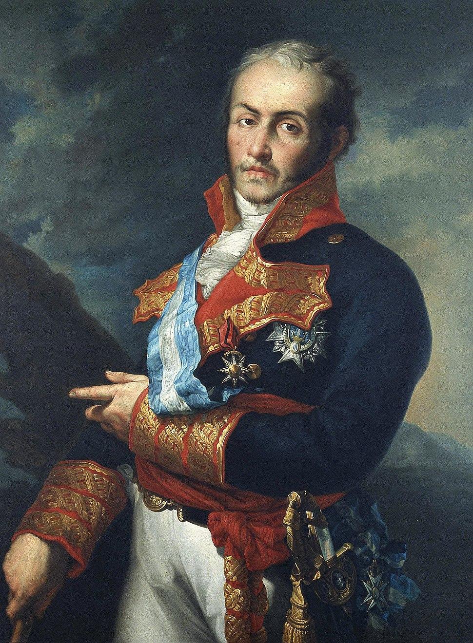 Pedro Caro y Sureda, marqués de la Romana (Museo del Prado)
