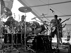 Pelican performing at Sant Feliu Fest 2004.jpg