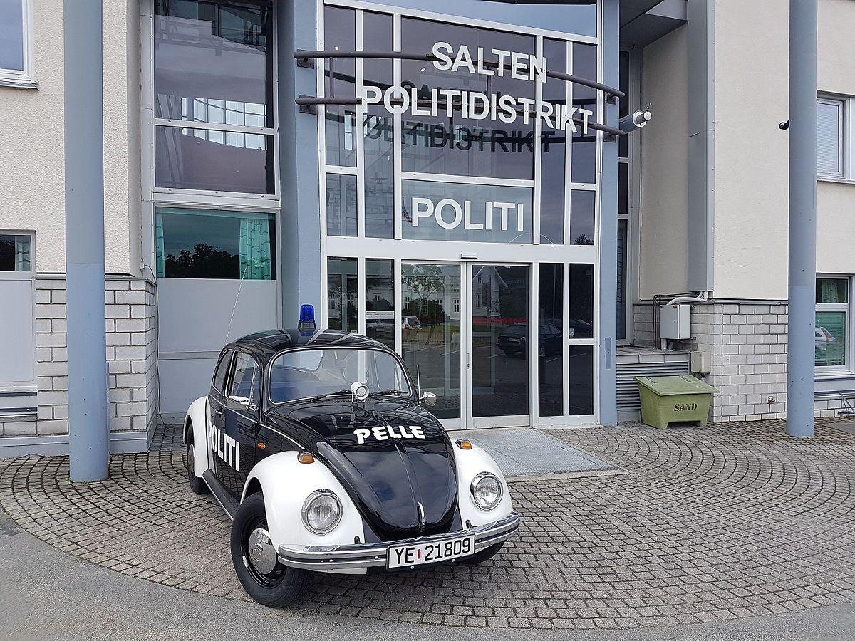 Pelle Politibil Wikipedia