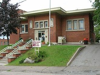 Pembroke, Ontario - Pembroke's public library