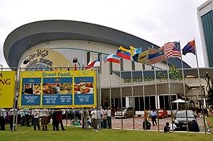 English: Persada Johor, Johor Bahru