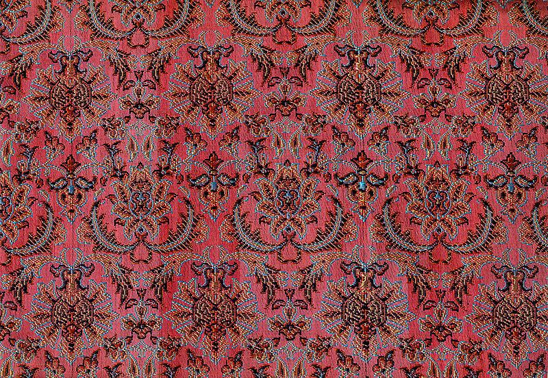 File:Persian Silk Brocade - Shah Abbasi Flower - Seyyed Hossein Mozhgani - 1974.jpg
