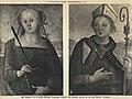 Perugino - Santa Caterina d'Alessandria, San Costanzo, Galleria Nazionale dell'Umbria.jpg