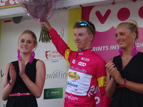 Perwez - Tour de Wallonie, étape 2, 27 juillet 2014, arrivée (D36).JPG