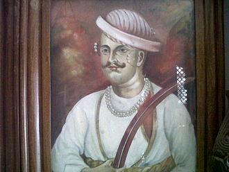Nana Sahib - Image: Peshwa of Kanpur