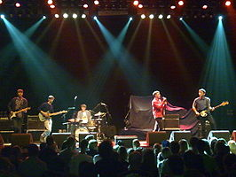 Pete & The Pirates live in 013 te Tilburg