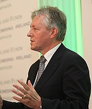 Peter Robinson at Titanic Belfast (Cropped).jpg