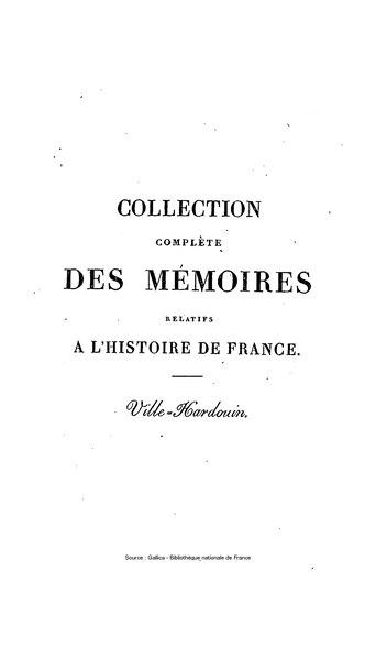 File:Petitot - Collection complète des mémoires relatifs à l'histoire de France, 1re série, tome 1.djvu