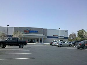 PetSmart - A location at the Savi Ranch Center in Yorba Linda that has a Banfield inside