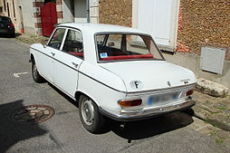 Cars For Less >> Peugeot 204 - Wikipedia