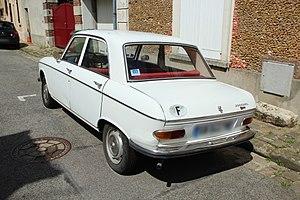Peugeot 204 - Peugeot 204 Berline