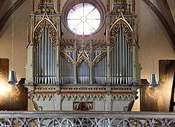 Pfarrkirche Niederlana Aigner-Orgel.jpg