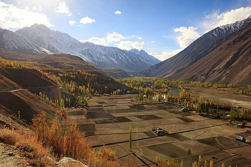 Phander Valley - Gilgit