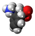 Phenibut zwitterion spacefill.png