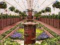 Phipps Conservatory Spring Flower Show 2015-03-13, Sunken Garden 02.jpg