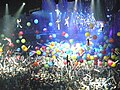 Phish MSG New Years Balloon Drop (6612887687).jpg