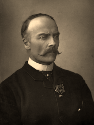 Edward James Saunderson - Image: Photograph of Colonel Edward James Saunderson MP 2